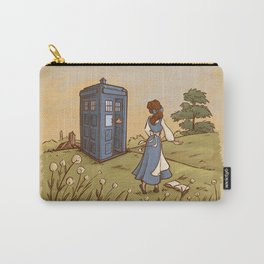 Adventure in the Great Wide Somewhere Carry-All Pouch