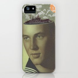 """""""Spring Sailing"""" by Butter And Salmon iPhone Case"""
