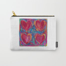 Work of Heart Carry-All Pouch