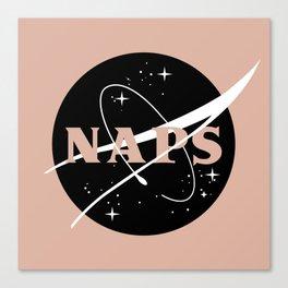 NAPS Canvas Print