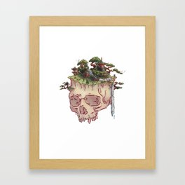 Gigantesque Framed Art Print