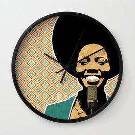 The Soul Diva Wall Clock