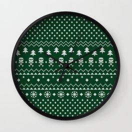 Christmas Sweater Wall Clock