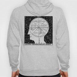 Astro Phrenological Chart Hoody