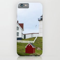 Cape Neddick Lighthouse iPhone 6s Slim Case
