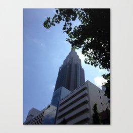 DoCoMo Skyscraper / DoCoMo 超高層ビル Canvas Print