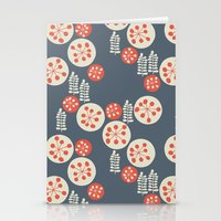 confetti Stationery Cards featuring confetti by jennifer judd-mcgee