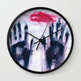Feel me Wall Clock