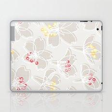 Cherry Blossom: Pattern Laptop & iPad Skin
