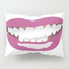 La Bouche Pillow Sham