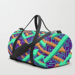 Misdirection - III Duffle Bag