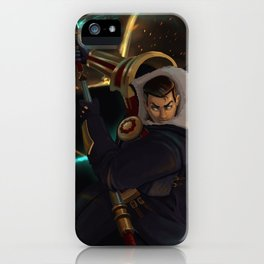 Jayce League of Legends iPhone Case
