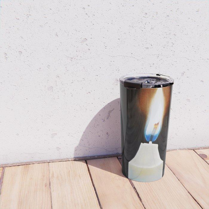 Candle Travel Mug