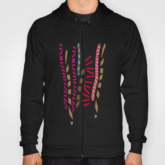 colored sticks 2 Hoody