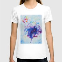 fairy tale T-shirts featuring Fairy Tale by Maria Lozano - Art