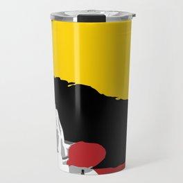 Against All Odds - Ayrton Senna Travel Mug