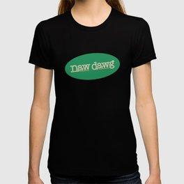 Naw Dawg Green T-shirt