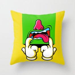 WAGH! Throw Pillow