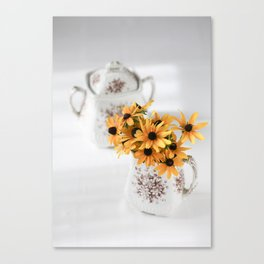 A Glimpse of Summer Canvas Print