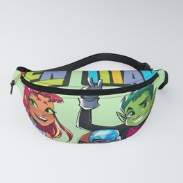 Greatest superheroes Fanny Pack