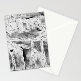 Abstract Artwork Greyscale #2 Stationery Cards