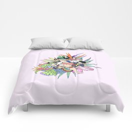 Ko Ko Bop. Comforters
