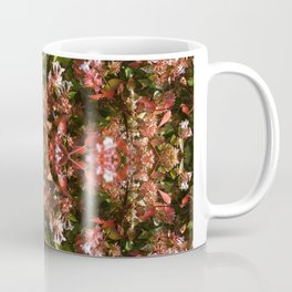 Cornwall Gardens Red Leaves and Flowers Photo 1777 Coffee Mug