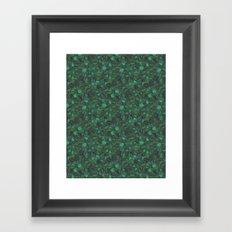 Foliage Framed Art Print
