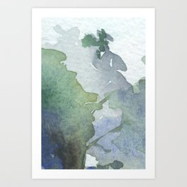 Colors#6 Art Print