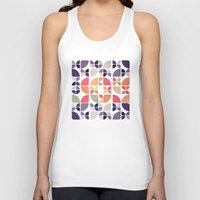 olivia joy Tank Tops featuring Joy by VessDSign
