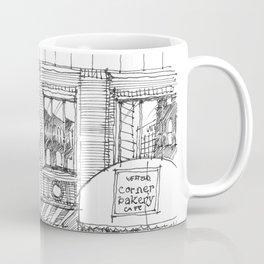 corner ba[K]ery dallas Coffee Mug