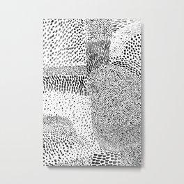Graphic 82 Metal Print
