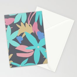 Petals and patterns Stationery Cards