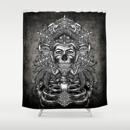 Winya No.21 Shower Curtain