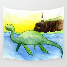 Nessie Wall Tapestry