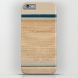 the pages of a book ... iPhone Case