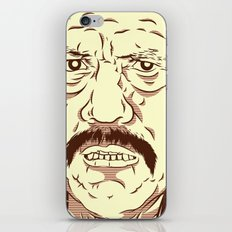 Don't fuck with the wrong mexican iPhone & iPod Skin