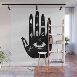 Magic Hand Wall Mural