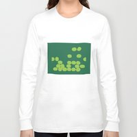 kiwi Long Sleeve T-shirts featuring Kiwi by Mungo