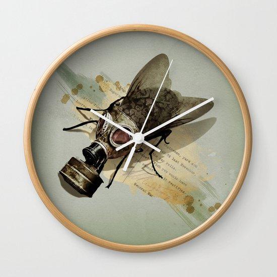 Pretty Dirty Little Thing Wall Clock