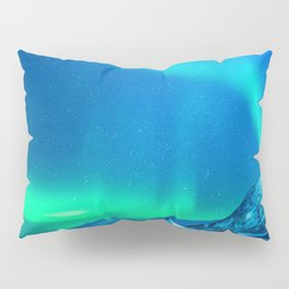 Northern Lights (Aurora Borealis) 3. Pillow Sham
