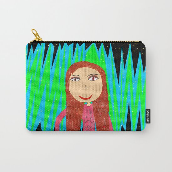 World Peace | Love Spitit Carry-All Pouch