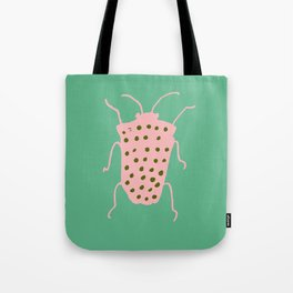 arthropod aqua Tote Bag