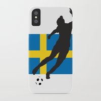sweden iPhone & iPod Cases featuring Sweden - WWC by Alrkeaton