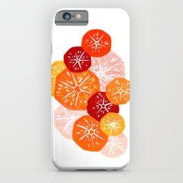 Citrus Salad Love iPhone Case