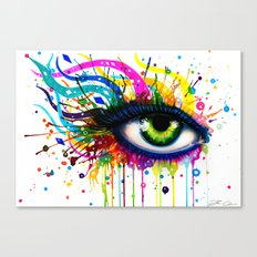 -Intensive- Canvas Print