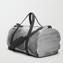 An Exmoor sheep. Duffle Bag