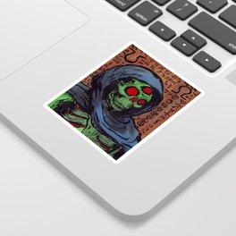 Occult Macabre Sticker