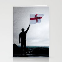 the national Stationery Cards featuring National Pride by Chris Dale