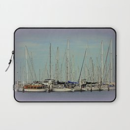Flotilla of Yachts  Laptop Sleeve